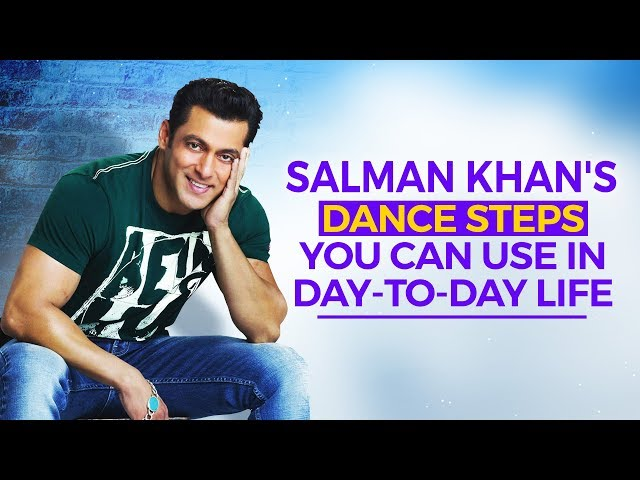 Salman Khan's CRAZY FANS In Mumbai! | #BollywoodLife Uses Salman's Dance Steps For Life HACKS!