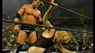 Mike Awesome vs Spike Dudley