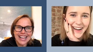 Last night, i donned my pjs, had some wine, and chatted with rachel brosnahan on instagram live! plays '50s housewife turned '60s stand up comic midge...