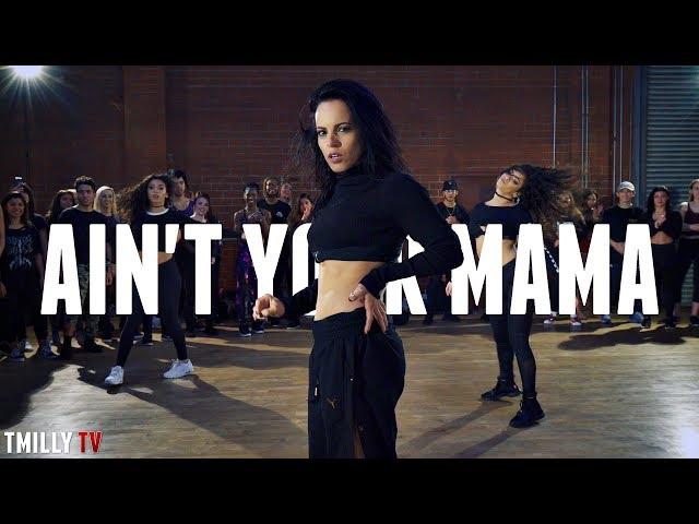 Jennifer Lopez - Ain't Your Mama - Choreography by Jojo Gomez - #TMillyTV ft. Kaycee Rice