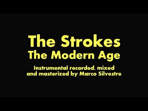 The Strokes - The Modern Age (Instrumental)