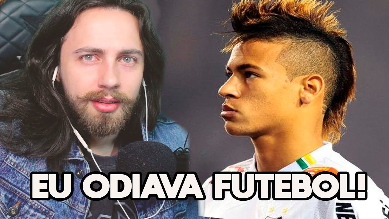 Eu acho ridículo quem coloca foto do Neymar no perfil