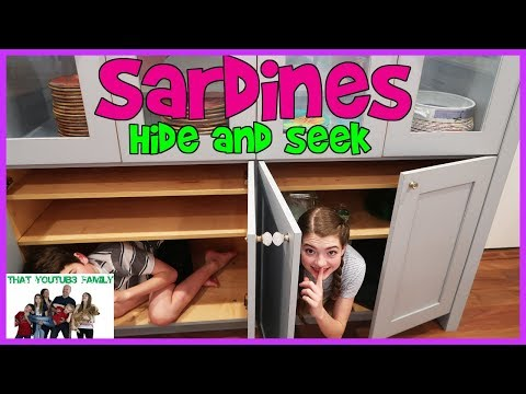 Sardines In Huge Beach House / That YouTub3 Family