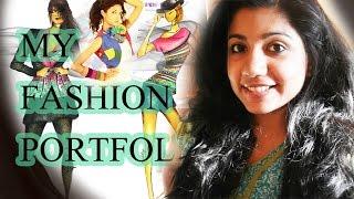 My Fashion Portfolio: How to create a portfolio