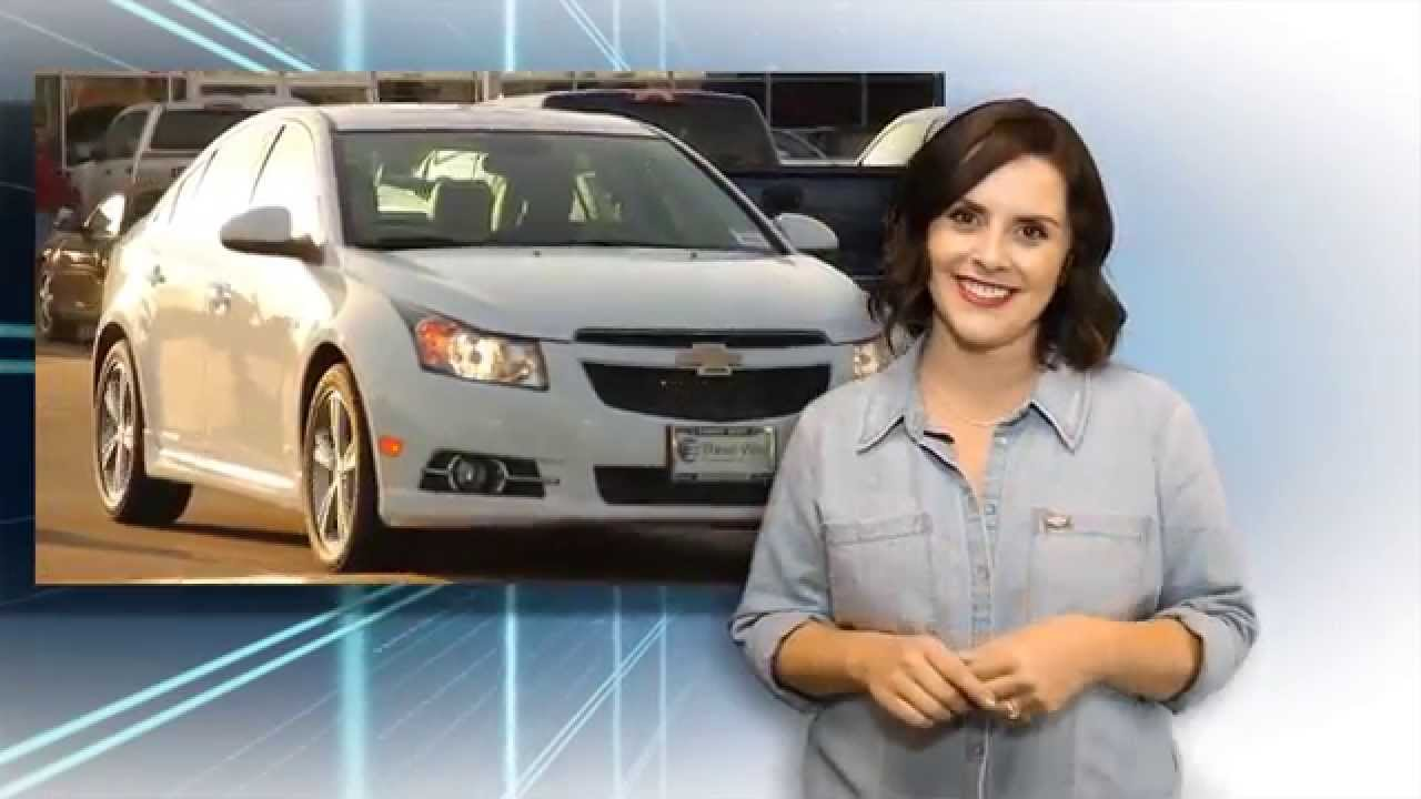 Three Way Chevrolet Bakersfield #ChevyCruze   YouTube