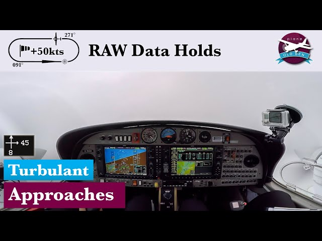 DA42 ME-IR Training | Gloucester 50kt Wind ILS & NDB Approaches | Flight Vlog