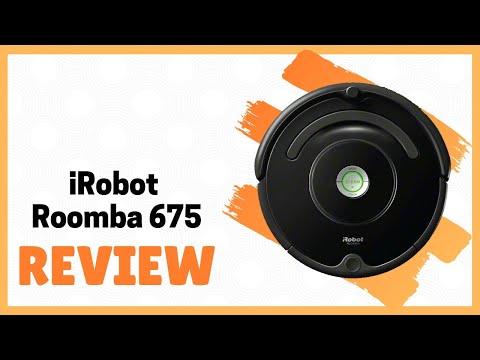 🔥 iRobot Roomba 675 Robot Vacuum Cleaner Review 🔥