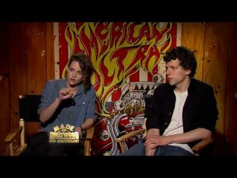 Kristen Stewart on Reuniting with Jesse Eisenberg in 'American Ultra'