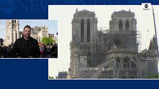 Notre Dame Fire: Churches in Paris ring bells to honor cathedral | ABC News