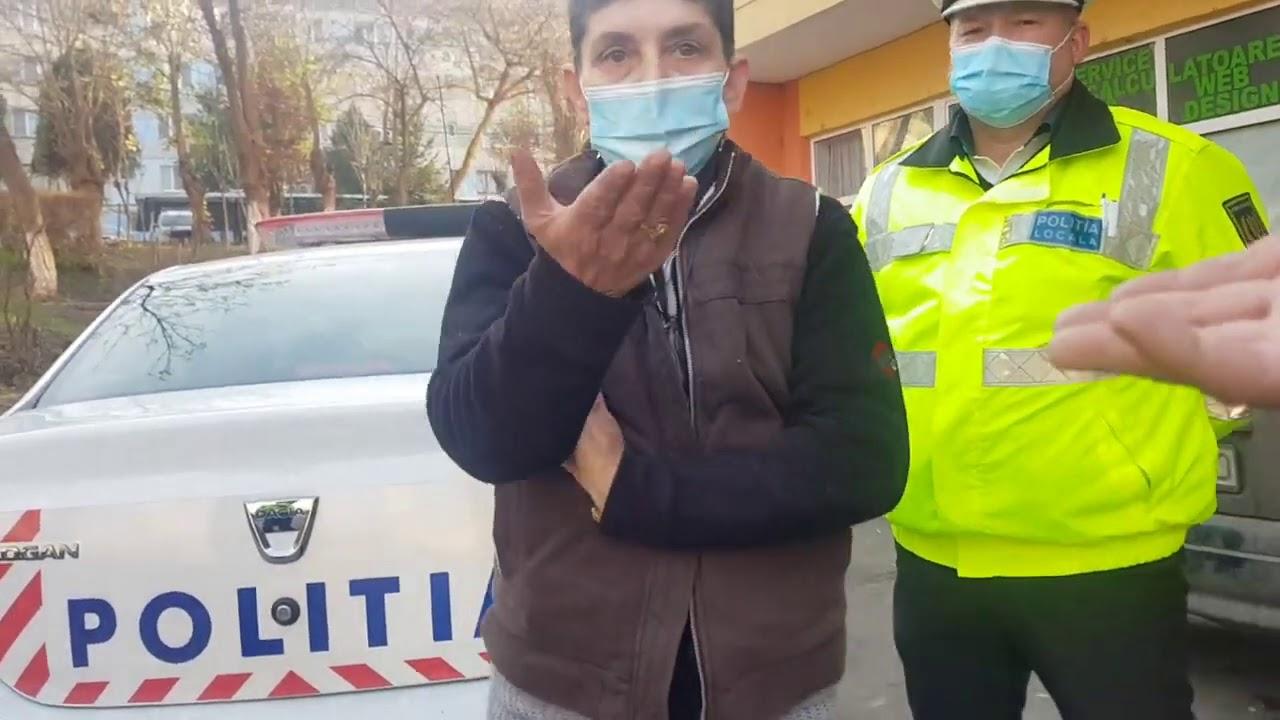 A chemat poliţia la un bar cu terasă din Aiud - Curaj.TV