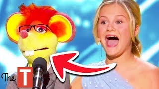 America's Got Talent Champions 10 Most Jaw-Dropping Auditions