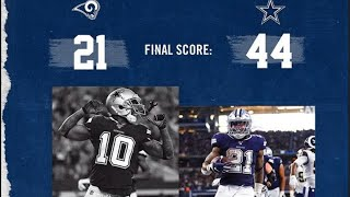 Download The Dallas Cowboys Victory Was Great, Now We Must Move On... Mp3 and Videos