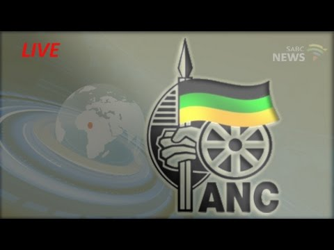 ANC brief media on the outcomes of the National List Conference