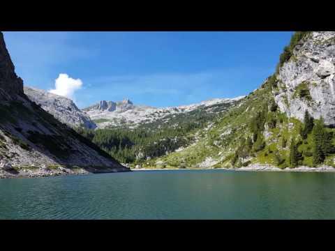 Krnsko jezero, kratek video