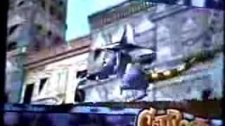 Catroots [Nintendo 64 Unreleased Game - Alpha Tech Demo]