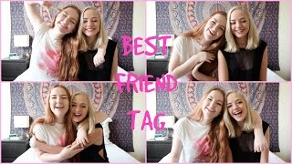 Best Friend Tag with Maddi Bragg! (Pt. 1) Thumbnail