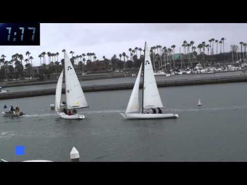 LBYC Match Race Grad Flight 3 Match 2 Hood vs. Corzine