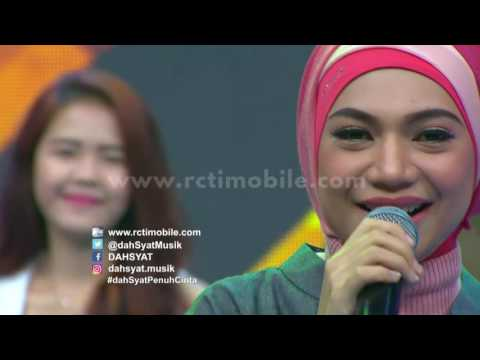 Tarian 'Lush Life' Denny Dan Indah Nevertari [DahSyat] [23 September 2016]