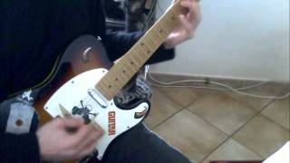 "Guitar cover ""le complexe d"