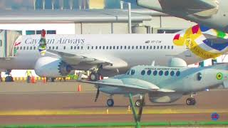 100 + Minutes of Winter Plane Spotting @ Norman Manley Int'l Airport, KIN | 11- 01-19