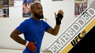 UFC 191 Embedded: Vlog Series - Episode 1