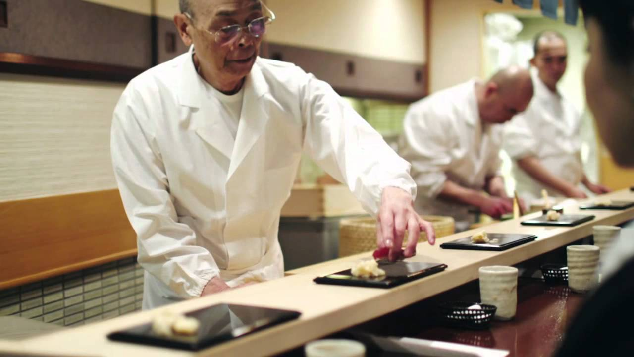 jiro dreams of sushi - Google Search