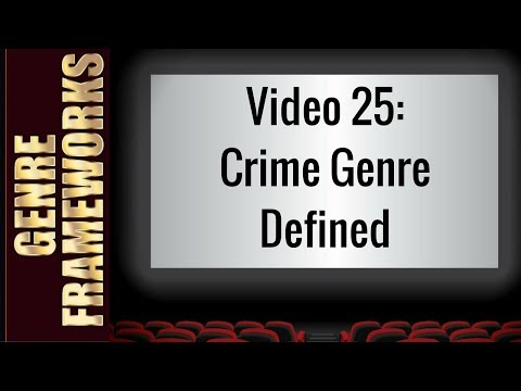 Understanding Gangster Films of Crime Genre and Three Different Ways of Genre Definitions