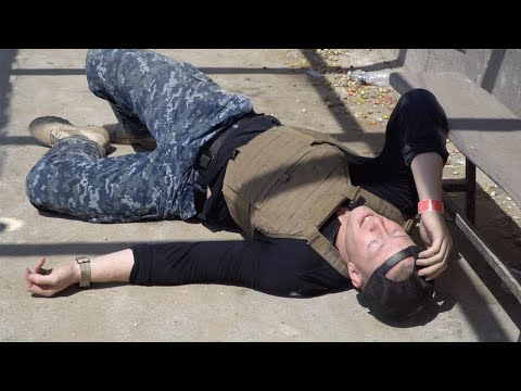 I Challenged US MARINES to a Paintball Match....
