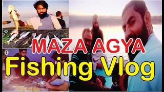 Fishing Vlog 2020 Mangla Dam Mirpur ajk