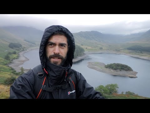 Camping in a River Valley - The Rain is HERE!   Ep 3