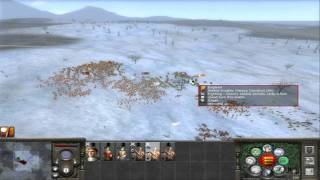 medieval 2 total war battle england vs denmark HD