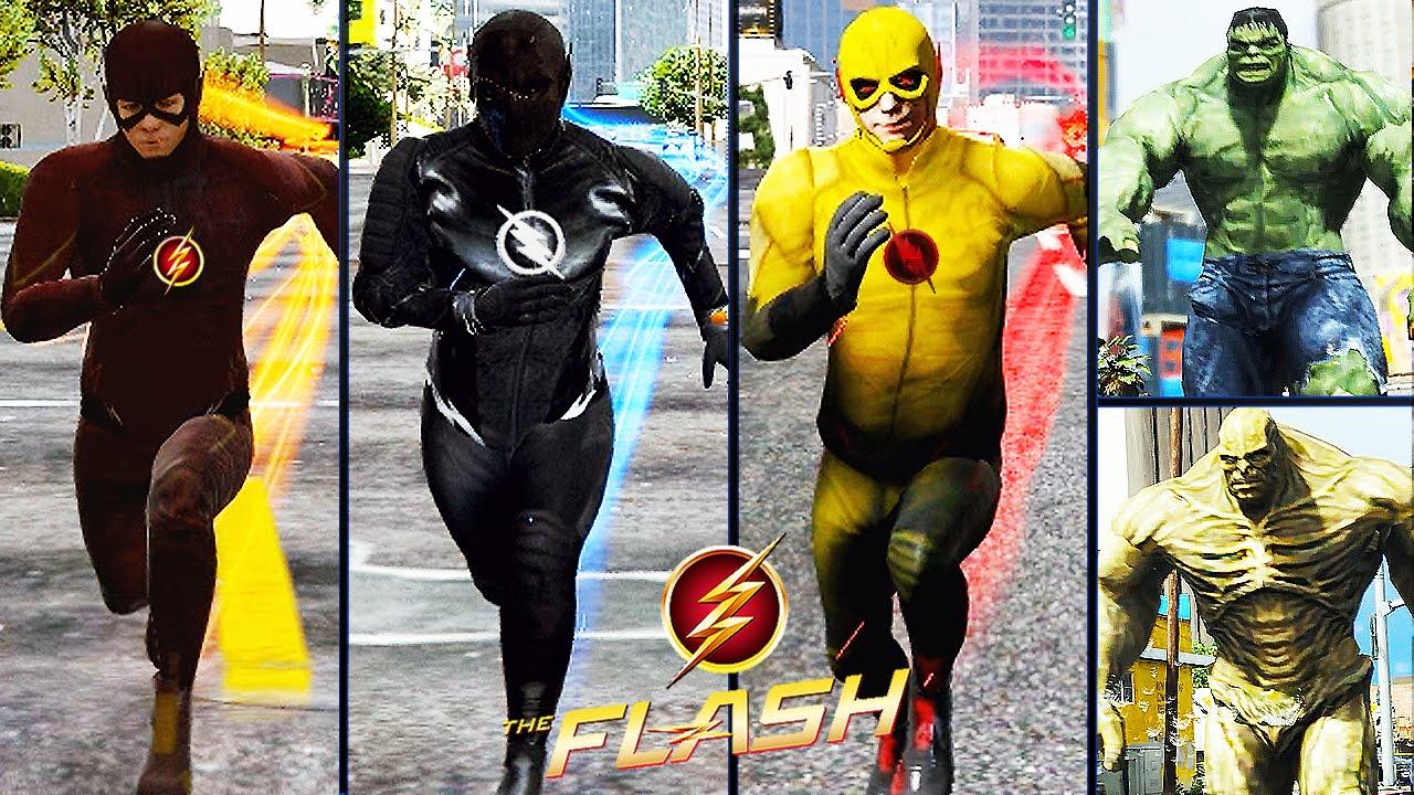 Where Watch Flash Series