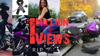 RIDER GIRL KUZAVINI | A BIG RIP | EMOTIONAL SONG | RIDER LIFE | SPEED LOVER ELENA | RIDER LIFE