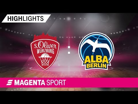 outlet store preview of cost charm s.Oliver Würzurg - ALBA Berlin | 4. Spieltag, 19/20 | MAGENTA SPORT