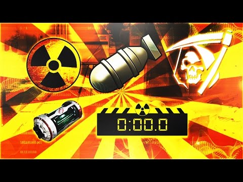 the EVOLUTION of Every NUKE in CoD Challenge