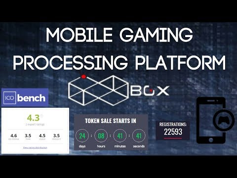 BGX ICO Review | Dual-Token Mobile Gaming Processing Platform