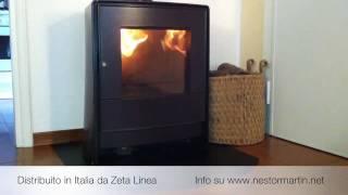 Nestor Martin Accensione Stufa A Legna C23