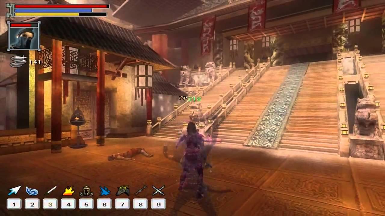 Jade Empire Gameplay Hd Youtube
