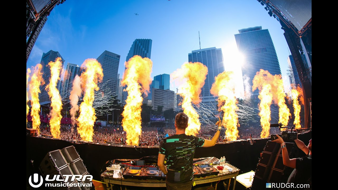 Nicky Romero  Ultra Music Festival 2015  YouTube