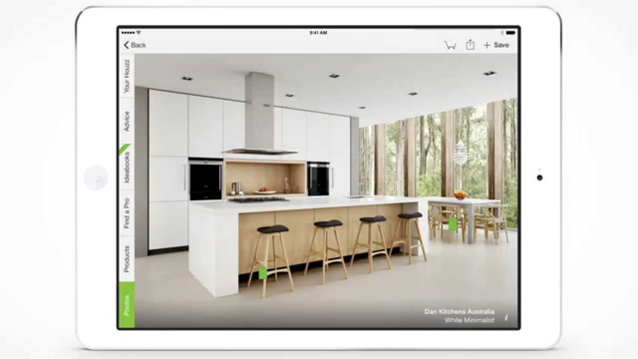 the houzz app on ipad youtube