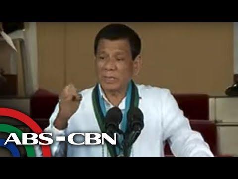 Duterte, may ibinilin kay Albayalde sa pag-upo sa PNP