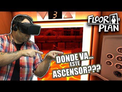 🔥NO ME QUIERO IR SEÑOR STARK!! Realidad Virtual En🔴 VIVO! Floor PLan