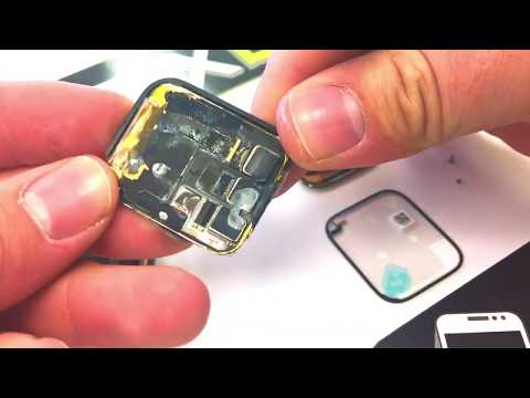 Can Superglue Fix an Apple Watch- Series 4 Display Connector Repair