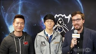 Smeb Shares his Thoughts on the Final Group A Standings and his Korean Fan Girls
