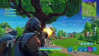 Fortnite top 1 on test l'AR à lunette thermique