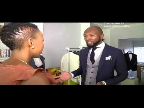 Entrepreneur Theo Ngobeni's makeover from finance to shaping the fashion world