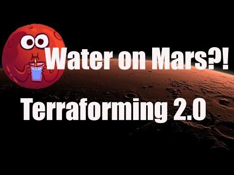 Universe Sandbox 2 - Water on Mars?? - Terraforming Mars 2.0