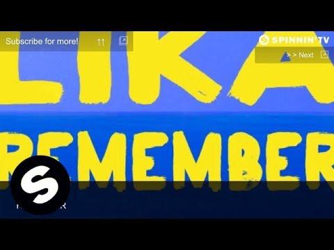 Lika - Remember (HD Cover Art)