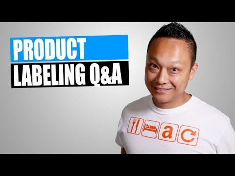 Amazon FBA Product Labeling Requirements Q&A