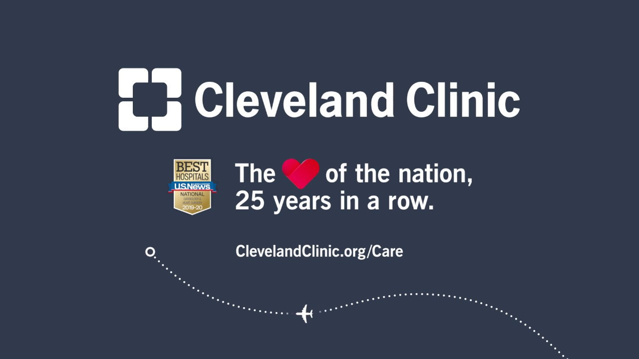 Cleveland Clinic Heart Care, #1 in the Nation
